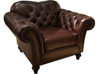 Hudson Valerie Chair 100% Leather 419580