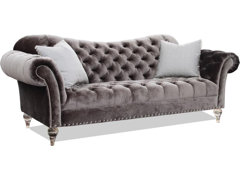 hudson living room vanna sofa 419630 finesse furniture. Black Bedroom Furniture Sets. Home Design Ideas