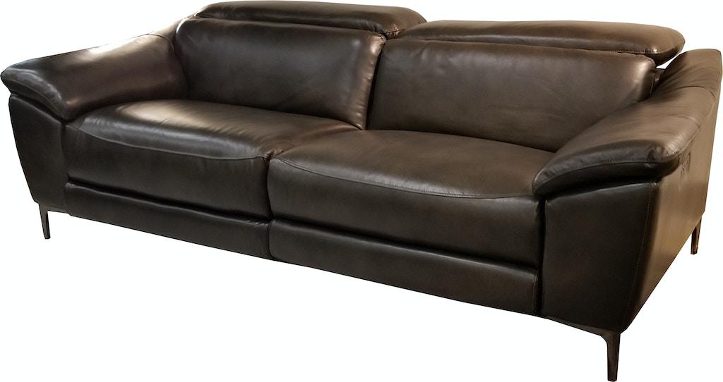 Vincenzo Dual Power Motion Sofa