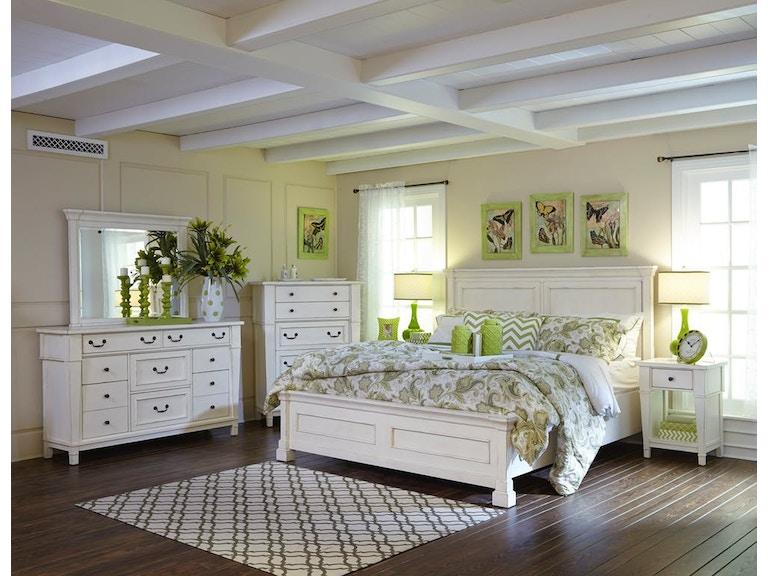 Holland House Bedroom Stoney Creek White American