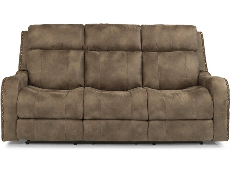 Flexsteel Motion Leather Sofa Mtsofl14862a