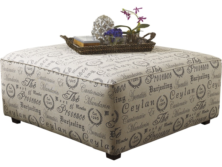 Afd Furniture Living Room Kirkland Ottoman Upotas186000 American