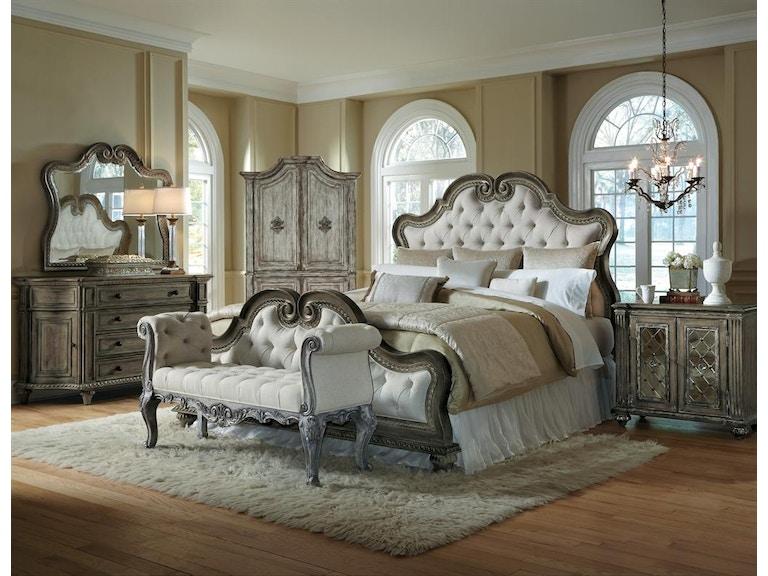 Very Pulaski Furniture Bedroom ARABELLA COLLECTION - American Factory  LE58