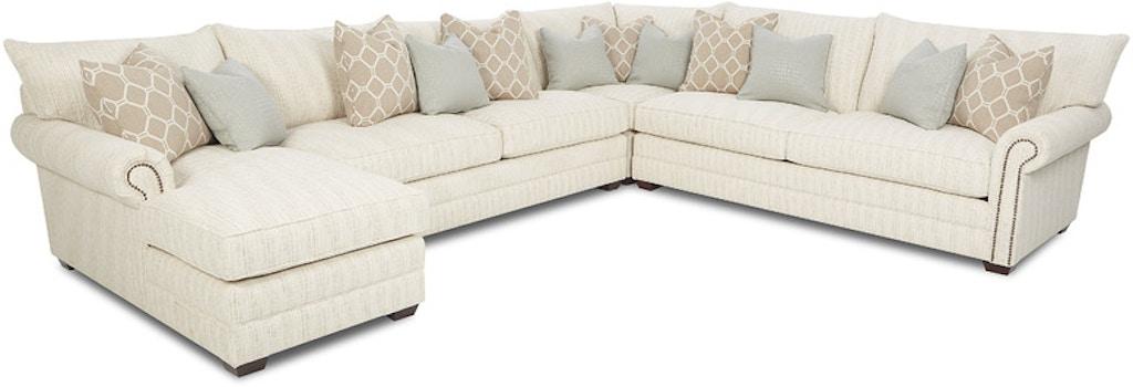 Fine Berkley Sectional Dailytribune Chair Design For Home Dailytribuneorg