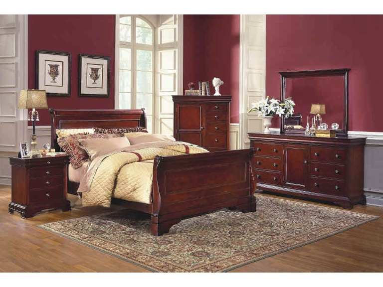 New Clic Bedroom Versaille Collection American Factory