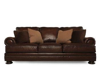 Bernhardt Living Room Leather Sofa Ltsobe517ltc American Factory