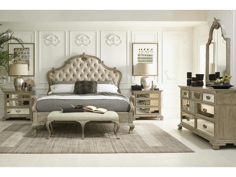 Bernhardt Interiors Living Room Campania Bedroom