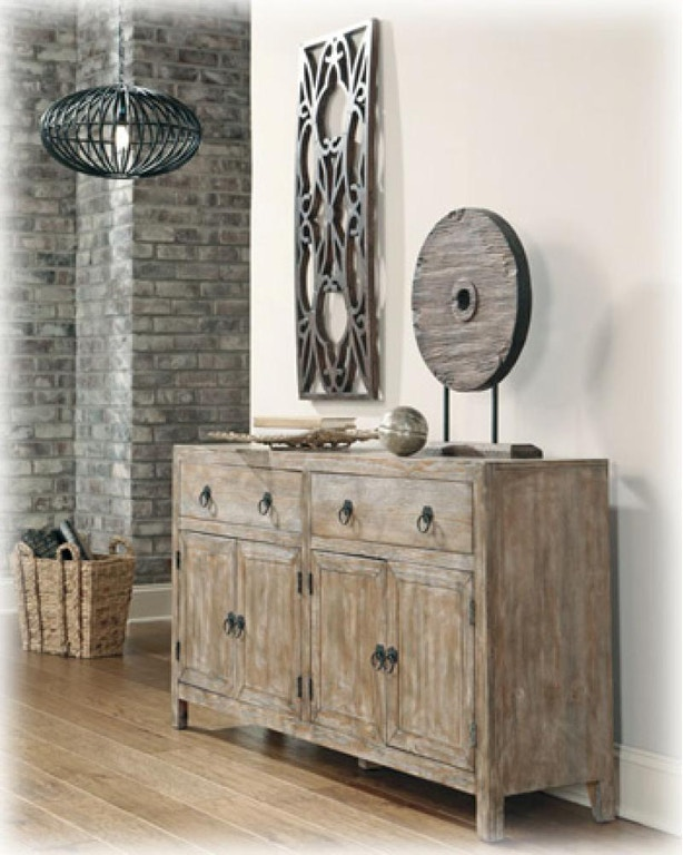 Ashley Furniture Industries Accessories Accent Cabinet