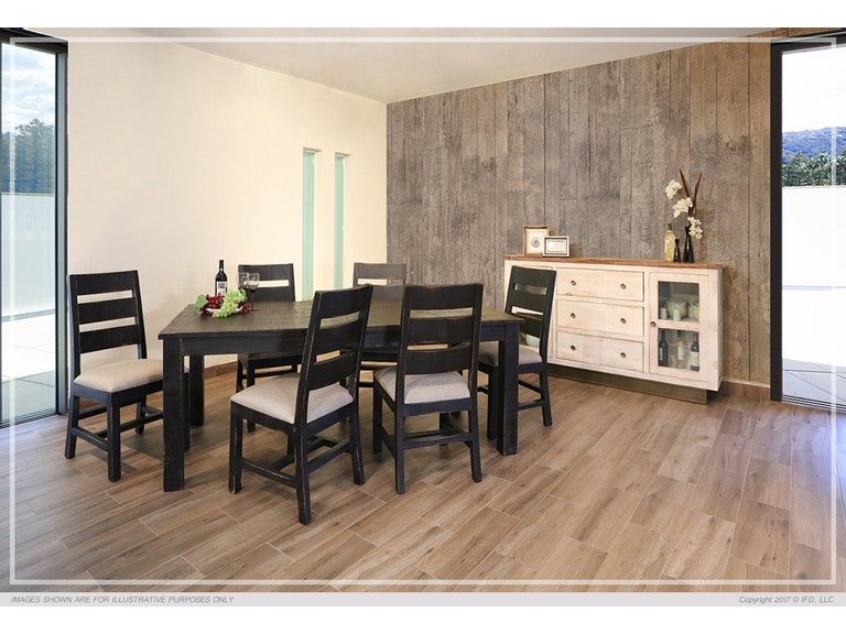 Afd Furniture Dining Room San Antonio Dining Set Dipkif370a