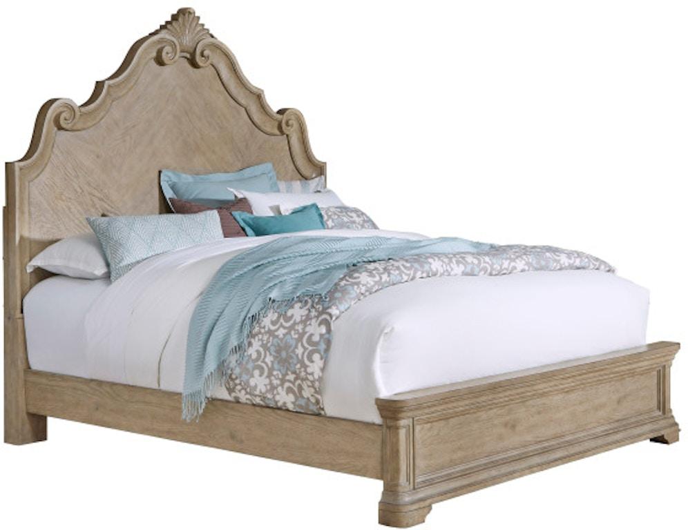 AFD Furniture Bedroom Magnolia Bed BDPKPUP2110 - American ...