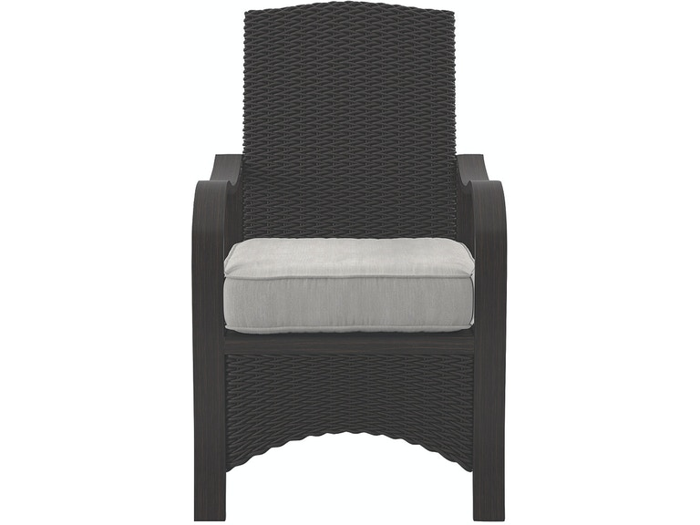 Afd Furniture Outdoor Patio Chair With Cushion Odcras75710a At American Factory Direct