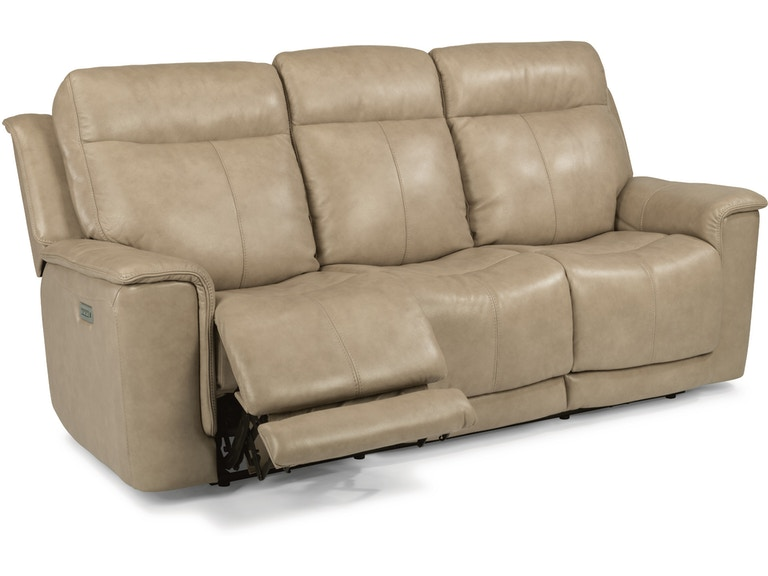 Miller Leather Sofa