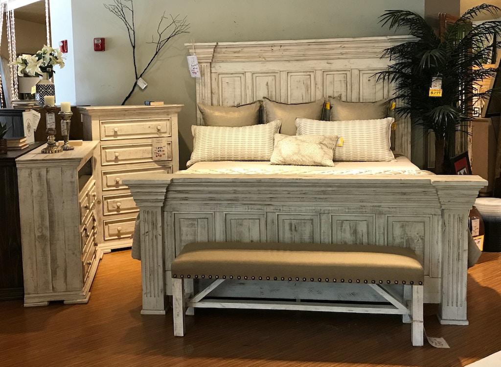 International Furniture Direct Bedroom Terra Linen