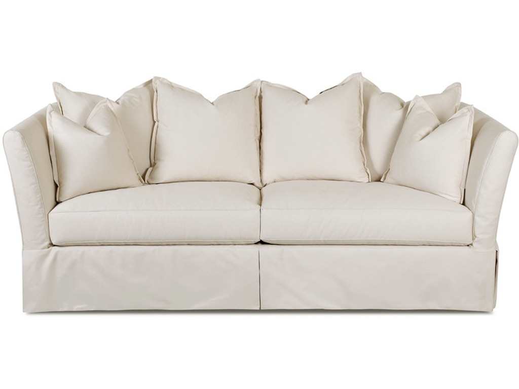 Klaussner Living Room Fifi Slipcover Sofa Upsokl13144a