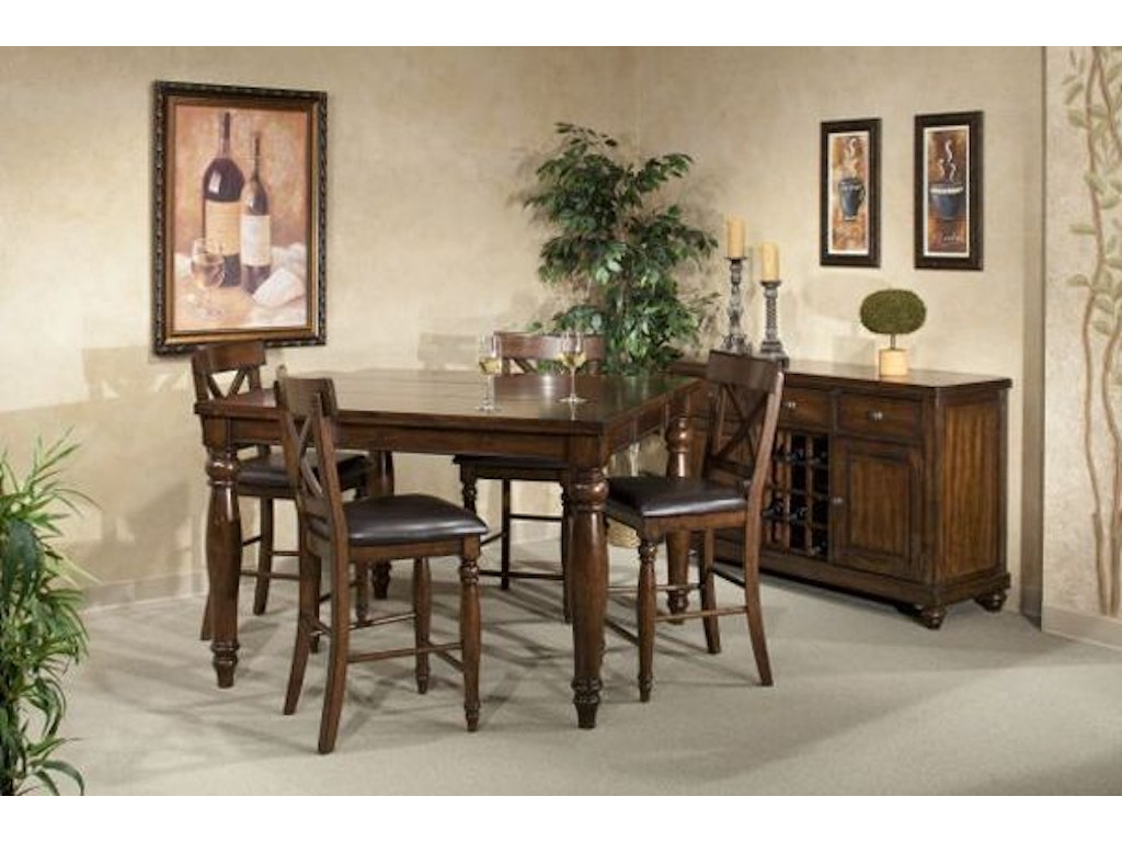 Craft designs dining room kingston pub group chairs