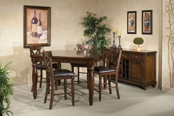 Craft Designs Kingston Pub Group, 2 Pub Chairs Free 4291