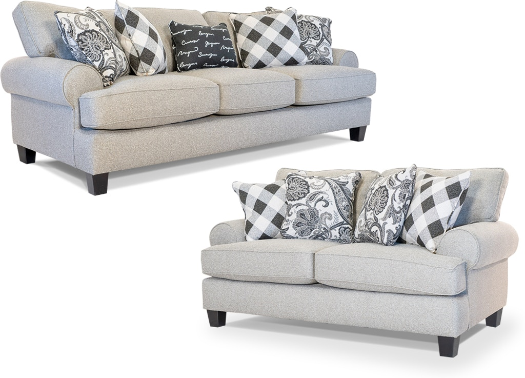 Fusion Upholstery 55abby