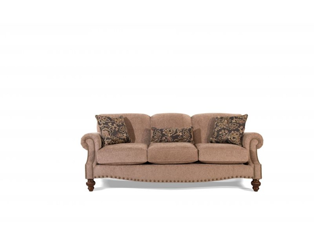 England Living Room Ambrosia Sofa And Loveseat