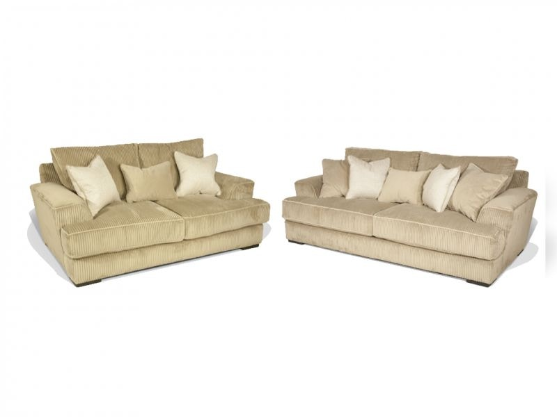 Beau Baltic Sofa And Loveseat