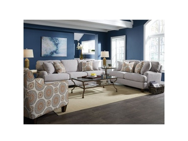 Bree Sofa and Loveseat