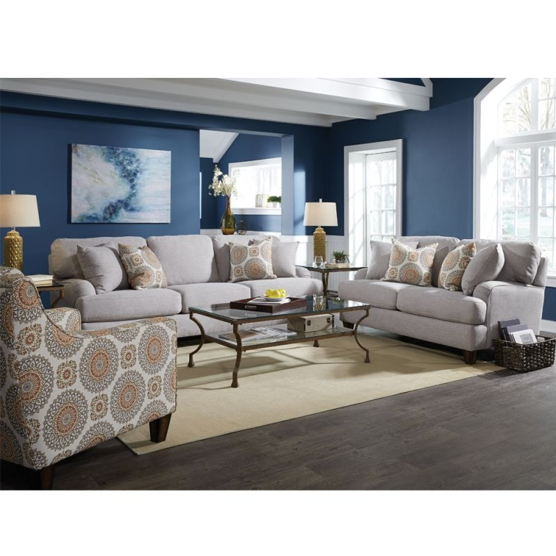 Franklin Bree Sofa And Loveseat 55BREE