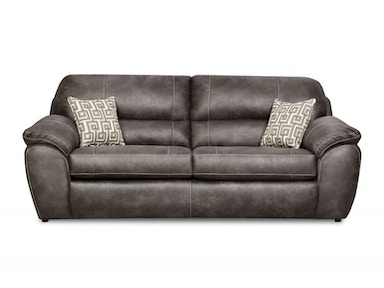 Brian Charcoal Sofa, Chair and Ottoman