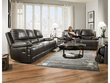 Brittany Power Reclining Sofa And Loveseat