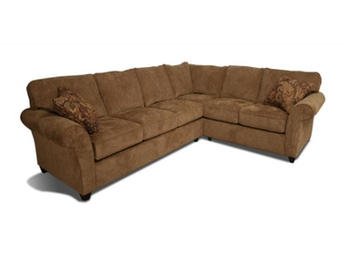 Caravan Two Piece Sectional