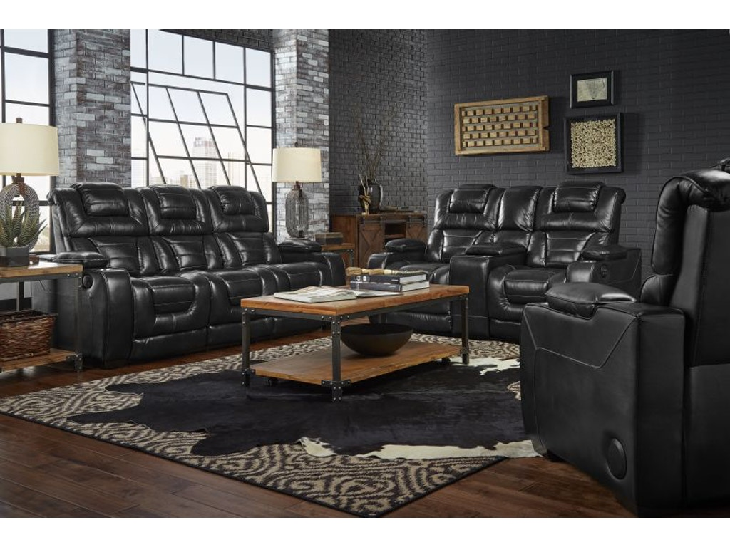 Corinthian Living Room Casabella Reclining Sofa Loveseat