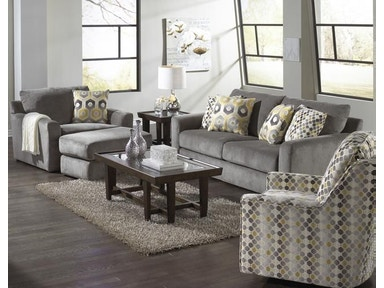 Cobblestone Sofa and Loveseat