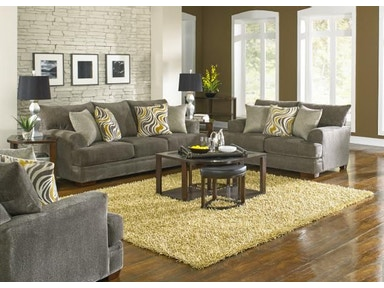 Crompton Sofa and Loveseat