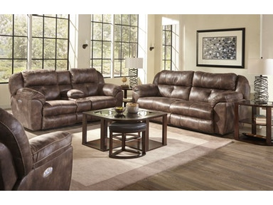 Dusk Power Reclining Sofa and Loveseat