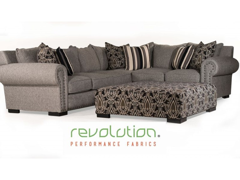 Sofa Master Fiona Sectional Tail Ottoman Free 55fiona