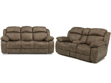 Jenna Power Reclining Headrest Set