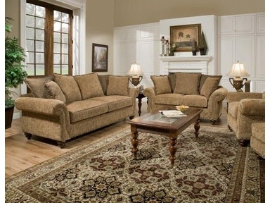 Lynette Sofa and Loveseat, Chair FREE