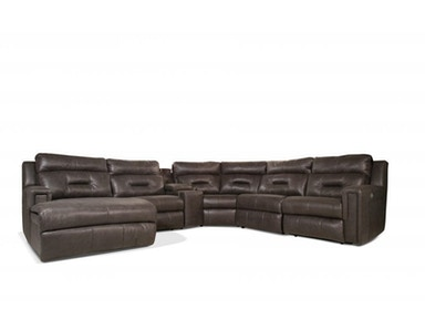 Marvel Power Headrest Power Reclining Sectional
