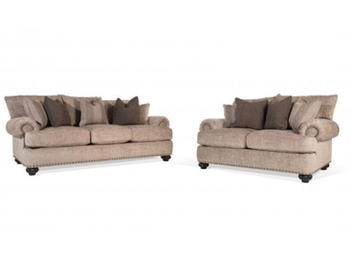 Peyton Sofa and Loveseat