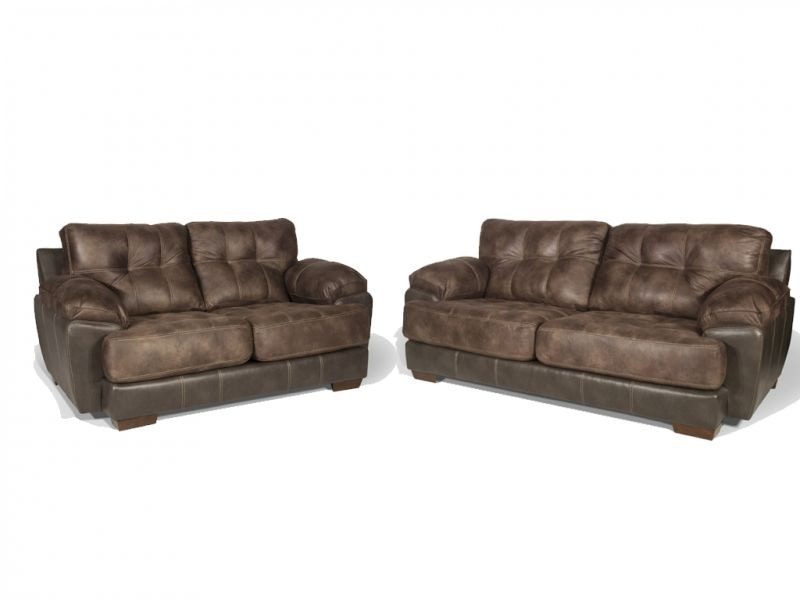 Reynolds Sofa And Loveseat