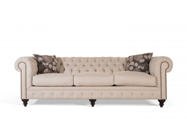 England Living Room Rondell Sofa, Accent Chair and Ottoman