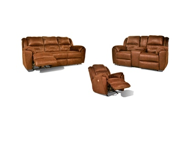 Splendid Reclining Sofa & Loveseat, Recliner FREE