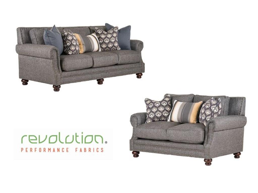 Sofa Master Living Room Tara Loveseat UPH LOVE TARA