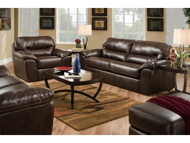Brantley Sofa, Chair and Ottoman