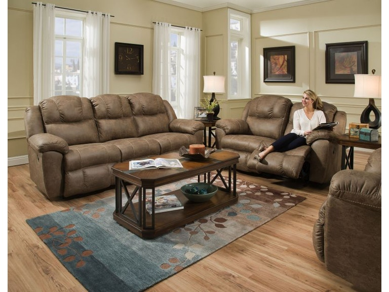 Commodore Reclining Sofa Loveseat And Recliner
