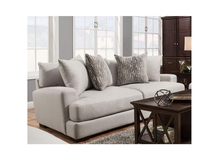 Franklin Living Room Oslo Sofa Chair And Ottoman 56OSLO Bob Mills Furnitur