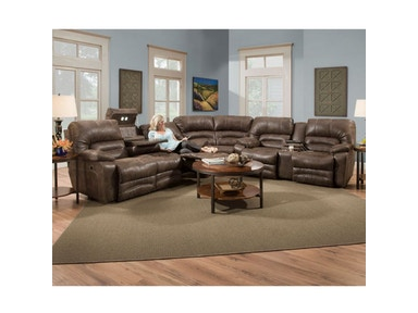 Patton Reclining Sectional