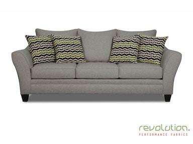 Delaney Gray Sofa Chair And Ottoman