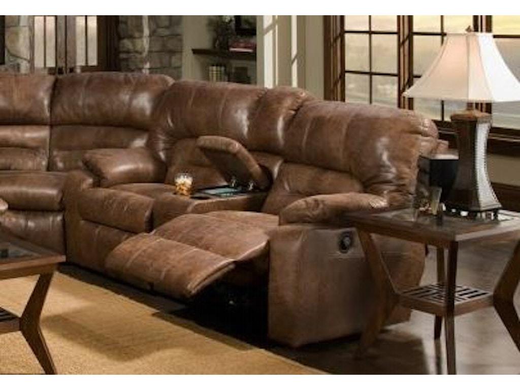 Franklin Living Room Duke Power Sofa And Power Lovseat