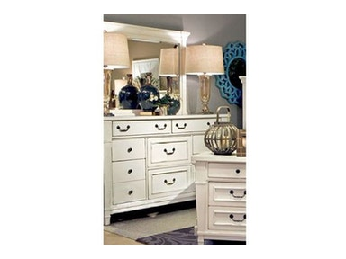 Stoney Creek Dresser and Mirror