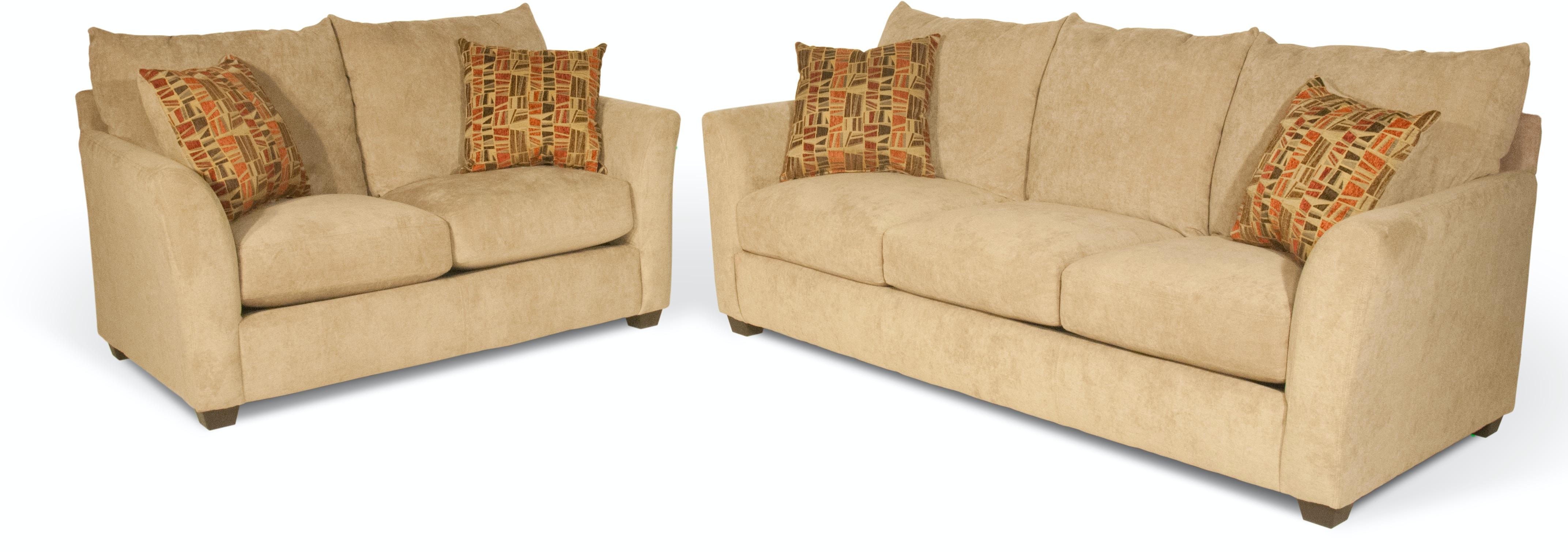 Jackson Furniture Living Room Kelton Sofa and Loveseat FREE