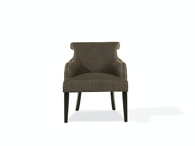 Alexis Charcoal Accent Chair
